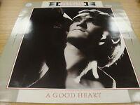 "Feargal Sharkey A Good Heart (PS) 12"" Vinyl"