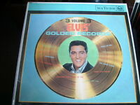 ELVIS PRESLEY vinyl LP ELVIS GOLDEN RECORDS VOL 3 RCA