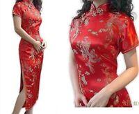 Chinese Style Evening Dress/Cheong-sam sz:6.8.10.12.14.16