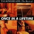 talkingheads:the best of - once in a lifetime, CD