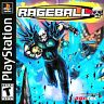 RAGEBALL PS1 PLAYSTATION 1 DISC ONLY