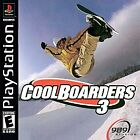 ***COOL BOARDERS 3 PS1 PLAYSTATION 1 DISC ONLY~~~