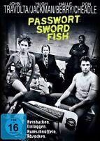 Passwort: Swordfish 2001 DVD