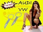 Autoradio Entriegelung Audi MB Ford Seat Skoda VW Navi Ausbau Werkzeug Schlüssel