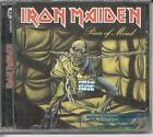 IRON MAIDEN PIECE OF MIND + BONUS SEALED CD REMASTERED