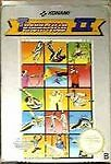 TRACK AND FIELD II NES NINTENDO GAME COSMETIC WEAR