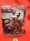McFarlane NFL Series 31 Chase Level Bronze Victor Cruz New York Giants