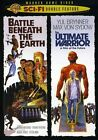 Battle Beneath the Earth/The Ultimate Warrior (DVD, 2008, Final Cut)