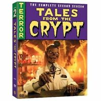 TALES FROM THE CRYPT COMPLETE SEASON 2 New Sealed 3 DVD Set