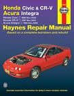 Haynes Publications 42025 Repair Manual