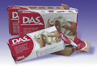 DAS Clay - Air drying modelling clay (500g) WHITE