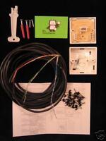 100m Black 3Pair External Telephone Cable Extension Kit