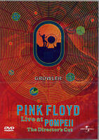PINK FLOYD LIVE AT POMPEII - CONCERT FILM DVD - ROGER WATERS ECHOES MUSIC MOVIE