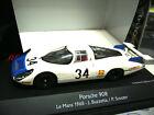 PORSCHE 908 L Long Tail Le Mans 1968 #34 Buzzetta Scooter Schuco limited 1:43