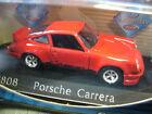PORSCHE 911 Carrera 2.7 RS Entenbürzel red rot Solido Rarität 1:43