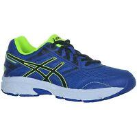 Asics Gel IKAIA 6 GS Kinder Laufschuhe Running Schuhe Blue/Black/Flash Yellow