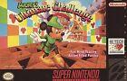 Mickey's Ultimate Challenge (Super Nintendo, 1994)