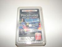 TOP ASS Quartett Racetrucks 2010/2011 ASS Spielkarten