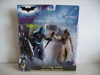 Batman The Dark Knight Batman & Scarecrow 2 figure pack HTF