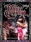 The Dark Crystal (DVD, 1999, Subtitled Spanish Closed Caption)
