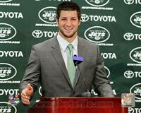 Tim Tebow New York Jets Press Conference 03/26/2012 8x10 Photo Combined Shipping