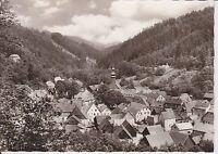 AK Luftkurort Wirsberg Fichtelgebirge Totale um 1950 ungelaufen