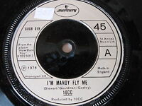 10 cc  I'M MANDY FLY ME / HOW DARE YOU year  1976