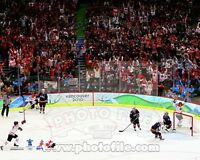 Sidney Crosby Team Canada 2010 Winter Olympics Action Photo 8x10 #2