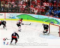 Sidney Crosby Team Canada 2010 Winter Olympics Action Photo 8x10 #4