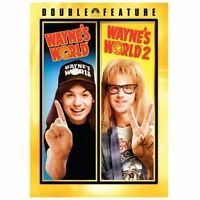 Wayne's World / Wayne's World 2 DVD, Mike Myers, Dana Carvey, Christopher Walken