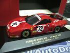 FERRARI BB512 BB 512 Le Mans 1982 NART Cudini Morton #72 SONDERPREIS IXO 1:43