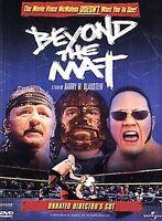 Beyond The Mat - Director's Cut DVD, Terry Funk, Mick Foley, Jake Roberts, Barry