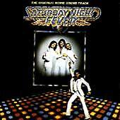 Saturday Night Fever Soundtrack CD Polydor records release