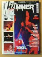 METAL HAMMER 1 - 1997 Tool Pearl Jam Eddie Vedder Korn Van Halen Marilyn Manson
