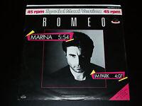 """Romeo - Marina - 12"""" MAXI [EX]"""