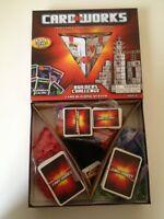 Cardworks Builders Challenge Card Building System Game Set Complete 614 Pieces