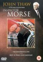 Inspector Morse - Disc 33 - The Remorseful Day / Rest In Peace (DVD, 2000)