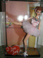 "Barbie  I Love Lucy .   ""The Ballet #19""        2008 mattel collector doll"
