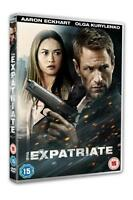The Expatriate (DVD, 2013)