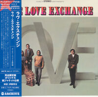 LOVE EXCHANGE-THE LOVE-JAPAN Ltd Ed MINI LP CD Fi83