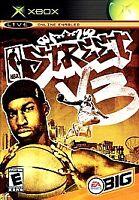 NBA STREET VOL 3 ORIGINAL XBOX DISC ONLY