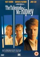 The Talented Mr Ripley (DVD) - FREE P&P