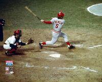 Johnny Bench Cincinnati Reds 1975 World Series 8x10 Photo - Combined Shipping