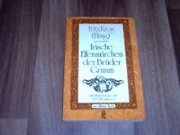 IRISCHE ELFENMÄRCHEN -- Brüder Grimm/Illus. W.H. Brooke