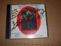 HAPI MCKENZIE & PATTI PFISTER ROLL IT HOME LOOKIN' MIGHTY FINE CD SIGNED