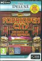 Forbidden City Deluxe, Secrets Of The Emperor, Hidden Mysteries Objects PC Game