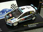 FIAT Punto S2000 Super 2000 Rallye Sousa #32 GB Wales 2009 IXO 1:43