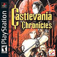 CASTLEVANIA CHRONICLES PS1 PLAYSTATION 1 DISC ONLY