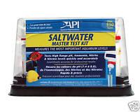 API Saltwater Master Test Kit For Fish Tank Aquarium Reef Tanks