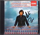 PREVIN Signed GERSHWIN Rhapsody in Blue Piano Concerto An American in Paris CD